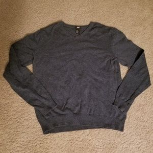 H&M Men's V-neck Sweater